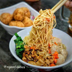 Cafe Mie di Jakarta, Mie Ayam Gondangdia.