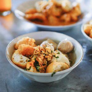 bakso paling enak di Bandung, Bakso Cuankie Serayu