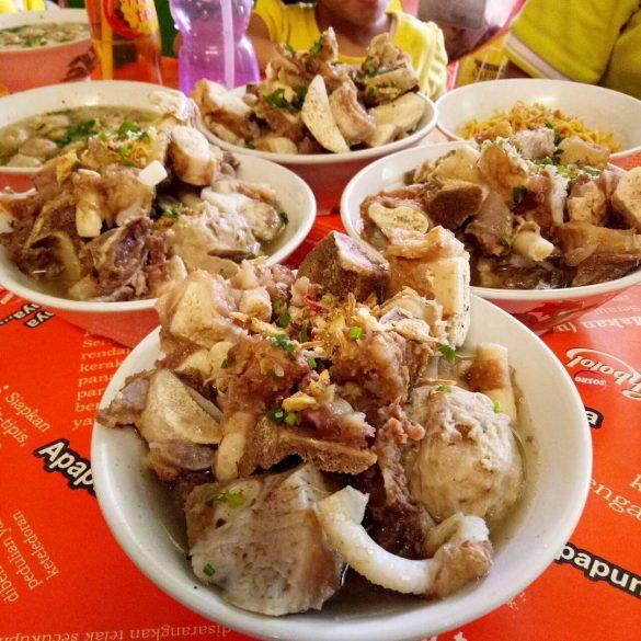 Bakso Semar, bakso paling enak di Bandung