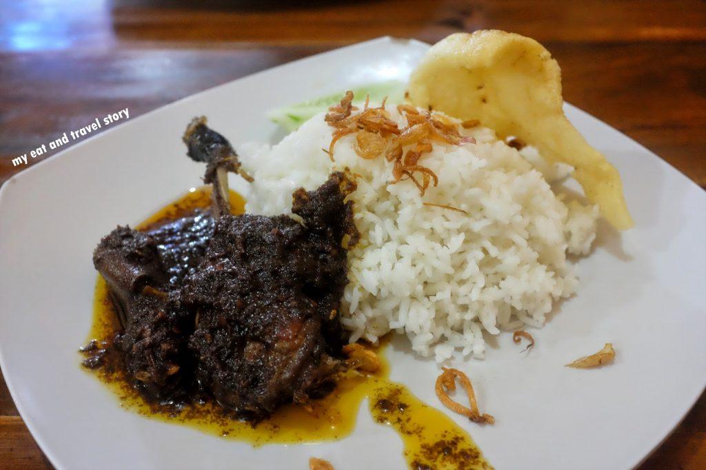 Bebek Madura Bogor, nasi bebek enak di Bogor, Cari Makan Aja