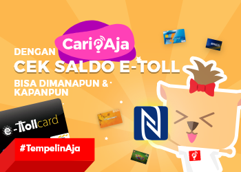 Cari Aja adalah aplikasi pencarian tempat terlengkap di Indonesia. Anda dapat menemukan tempat tempat seperti Restoran, SPBU, ATM, Toko, Bank, Hotel, Dll.
