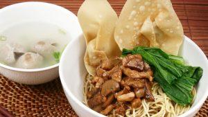 Cafe Mie di Jakarta, Mie Ayam Resto Tropik