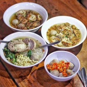 tempat makan enak, Bakso Boedjangan