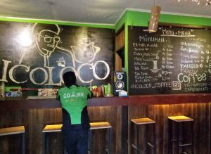 Es Kepal Milo by Icoloco, es kepal Milo Jakarta Selatan