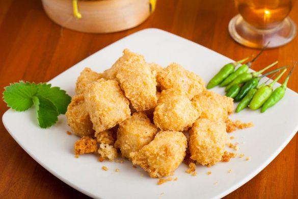 Tahu Crispy Raden, tahu crispy terenak di Bandung
