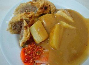 ngohiong enak di Bogor, Ngohiang Asli Gang Aut