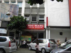 ngohiong enak di Bogor, Ngohiang Khas Bogor