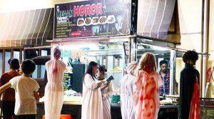Makanan Bertema Horor, Medan Horor Martabak