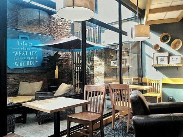 Caribou Coffee, tempat ngopi kekinian di Jakarta