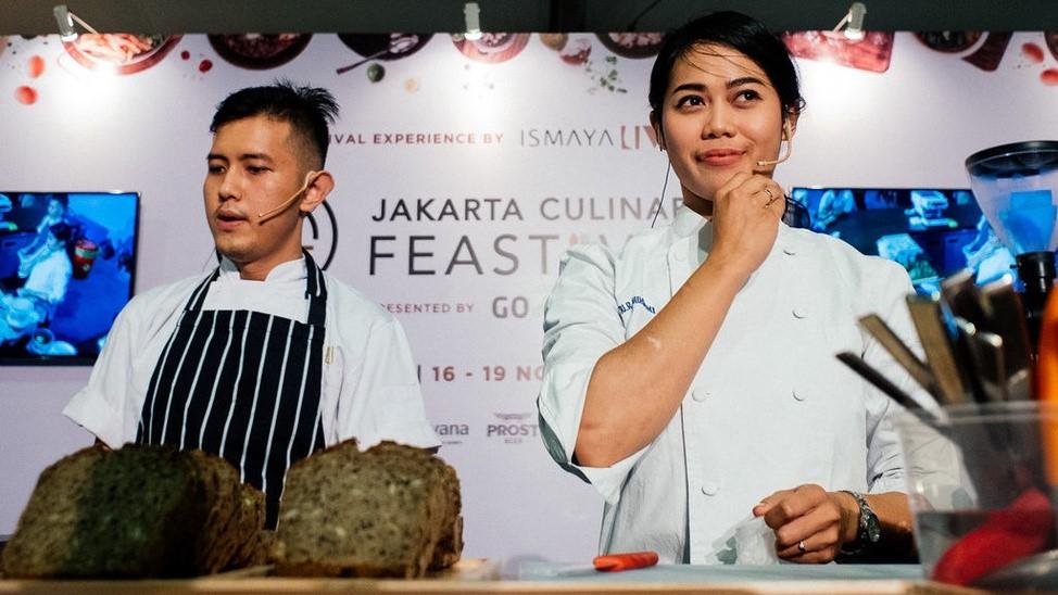 Jakarta Culinary Feastival 2018 DIJAMIN Heboh dan Bikin Kenyang! Don't Miss It!