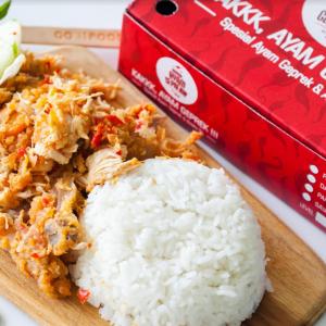 ayam geprek di Surabaya, Kakkk, Ayam Geprek