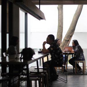 Kopi Manyar, tempat ngopi kekinian di Jakarta