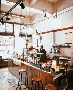 kopi susu hits di Bandung, Tempat Kopi Toko Djawa