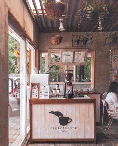 Pigeonhole Coffee, tempat ngopi kekinian di Jakarta