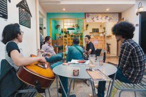 kopi susu hits di Bandung, Tempat Ngopi Singtenang