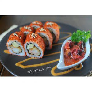 Yoiki Sushi, restoran jepang murah di Surabaya