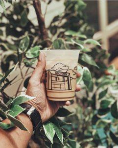 kopi susu hits di Bandung, Es Kopi Susu Kyotown