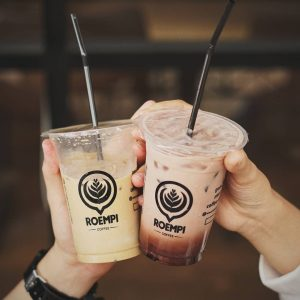 kopi susu hits di Bandung, Roempi Coffee No Secret
