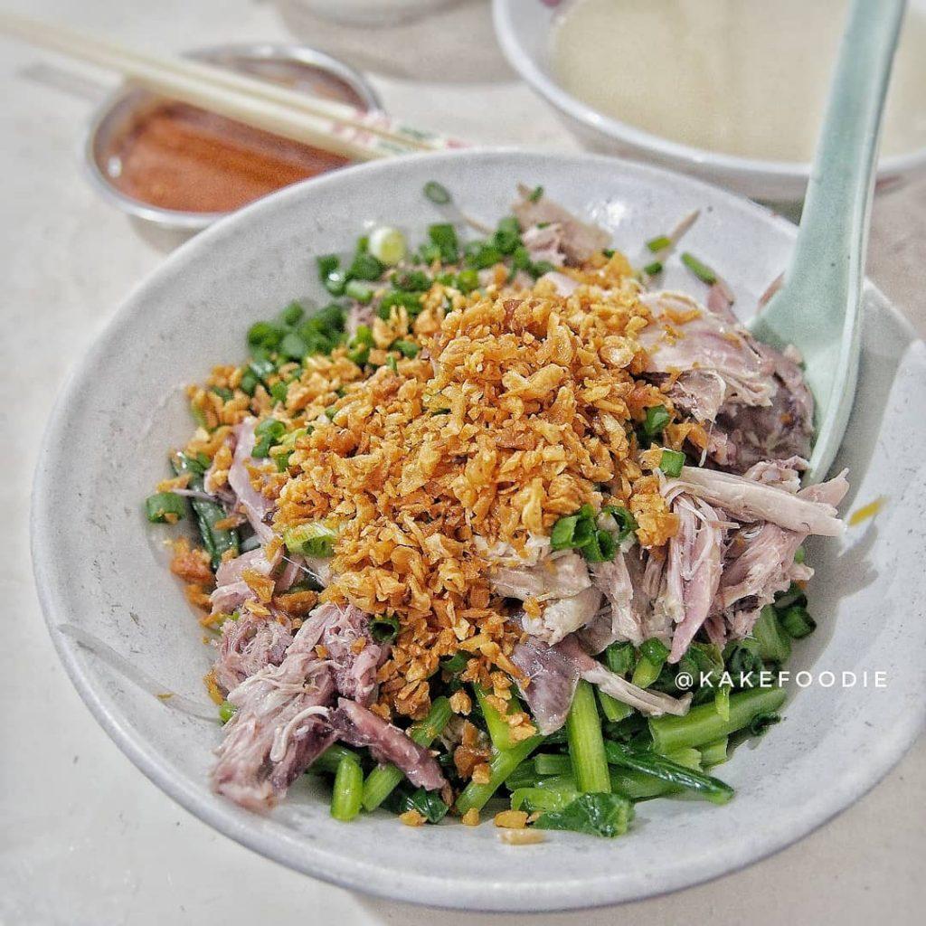 kuliner hits di Medan, Bihun Bebek Asie, CariMakanAja