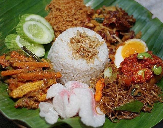 kuliner hits di Medan, Nasi Kentut, CariMakanAja