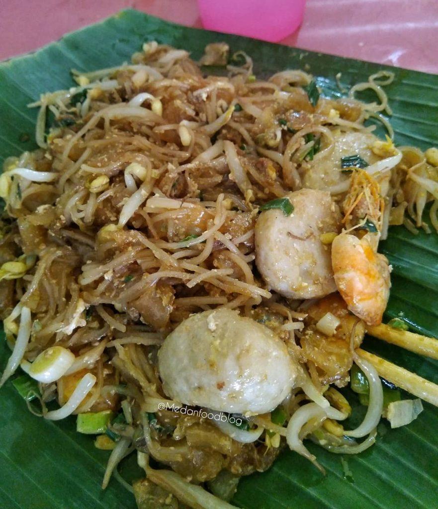 kuliner hits di Medan, Mie Balap, CariMakanAja