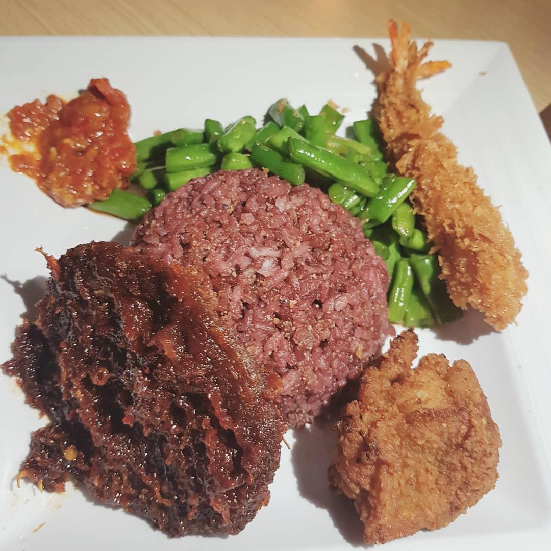 kuliner hits di Bandung, Nasi Kalong, Cari Makan Aja