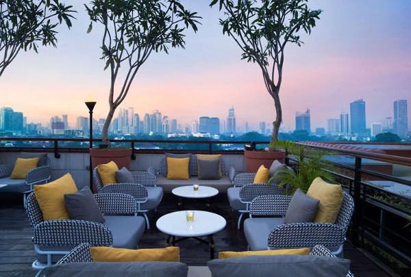 La Vue Rooftop, rekomendasi restoran untuk tahun baru, Carimakanaja.com