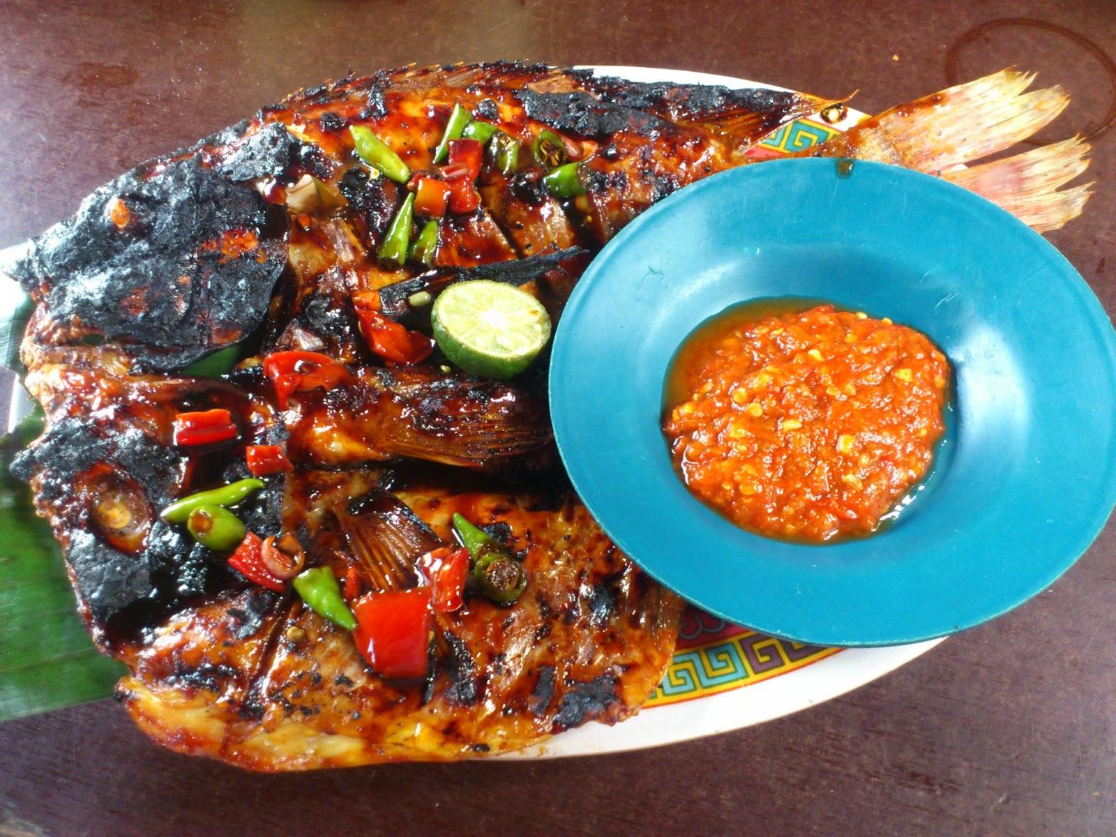 resto seafood di Jakarta Pusat, Ikan Bakar Babe Lili, carimakanaja.com