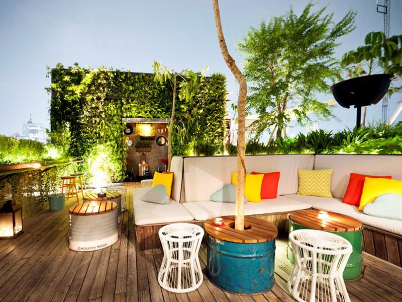 The Awan Lounge, Rekomendasi Restoran Untuk Tahun Baru, Carimakanaja.com