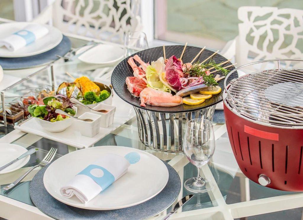restoran di hotel Jakarta, Hotel Mulia, Cari Makan Aja