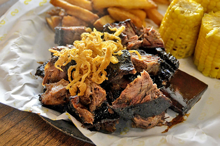 tempat makan enak dan asik di senopati, Cari Makan Aja