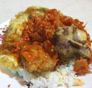 kuliner hits Surabaya, Sego Sambel Mak Yeye, Carimakanaja.com