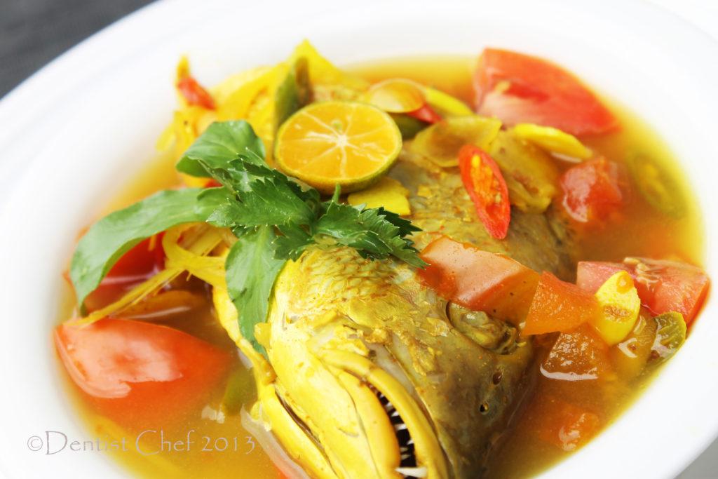 makanan khas Natal, Ikan Kuah Kuning, Cari Makan Aja