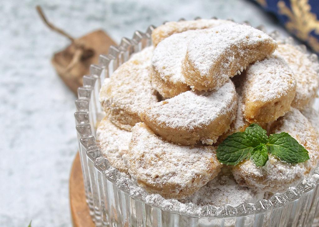 kue khas Natal, Putri Salju, Cari Makan Aja