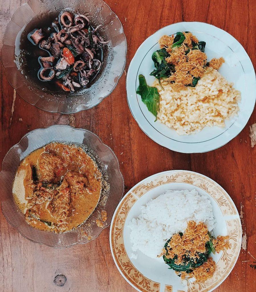 kuliner pedas di Malang, Jangan Pedes Tangkilsari, Cari Makan Aja