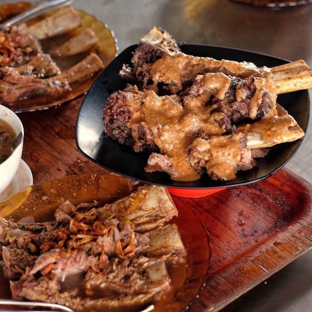 kuliner Makassar, Konro Bakar, Cari Makan Aja