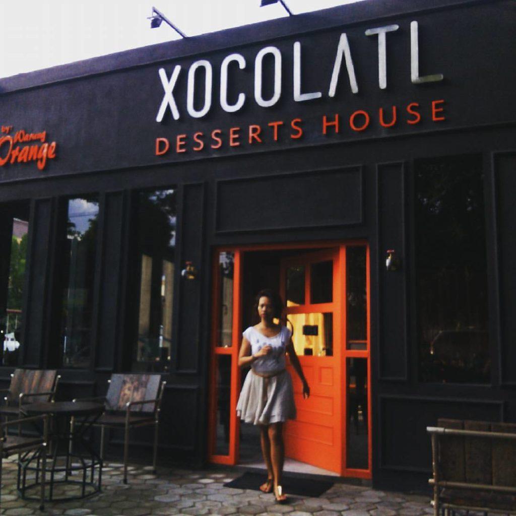 cafe murah di Solo, Xocolatl, Cari Makan Aja