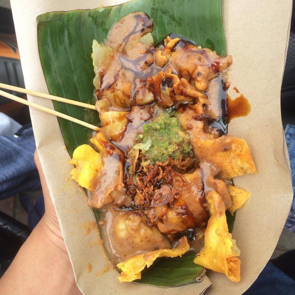 Doclang Enak di Bogor, Doclang Pa Oyen, Cari Makan Aja
