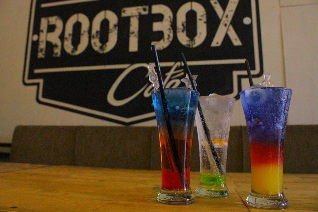cafe murah di Solo, Root Box Cafe , Cari Makan aja
