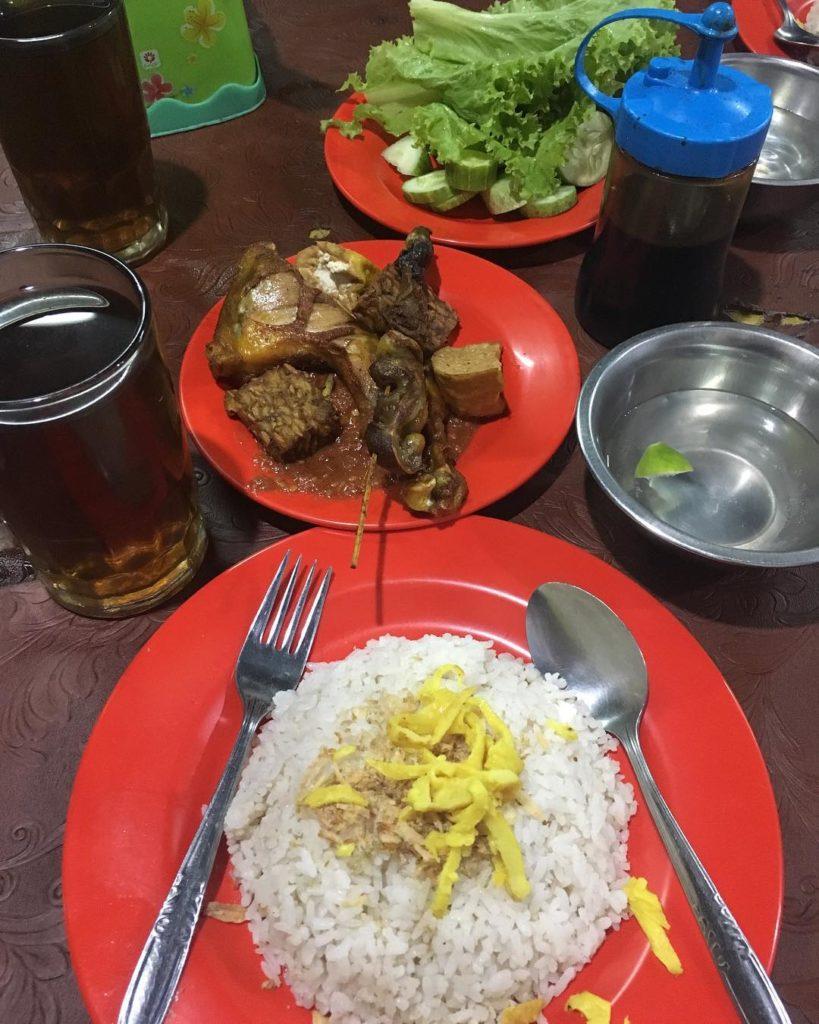 nasi uduk di Bandung, Nasi Uduk 97, Cari Makan Aja