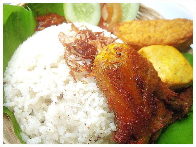 nasi uduk di Bandung, Nasi Uduk Pondok Labu Bandung, Cari Makan Aja