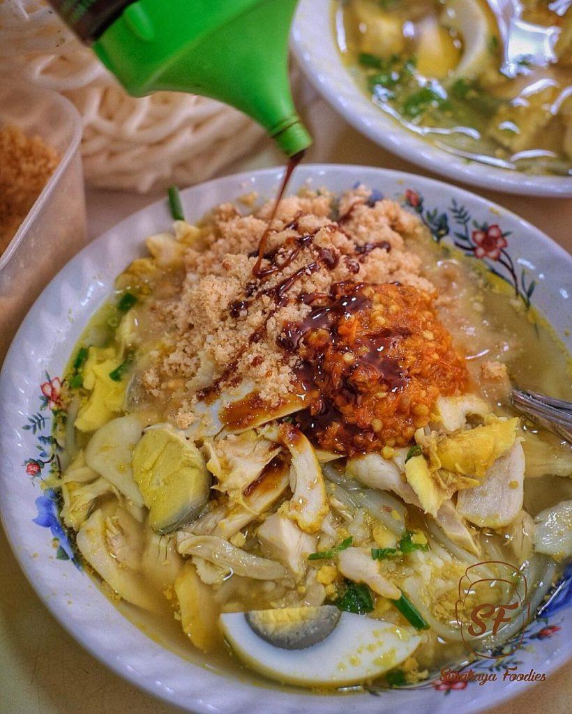 soto terenak di Surabaya, Soto Ayam Cak To, Cari Makan Aja