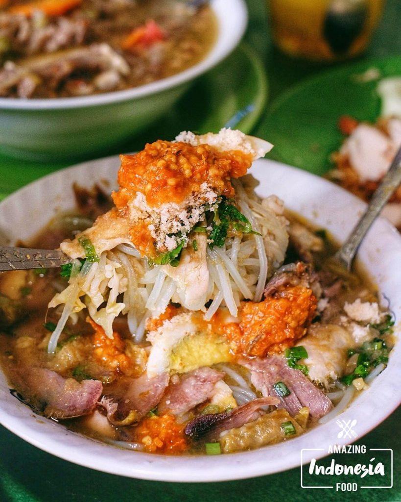 soto terenak di Surabaya, Soto Ayam Pak Djayus, Cari Makan Aja