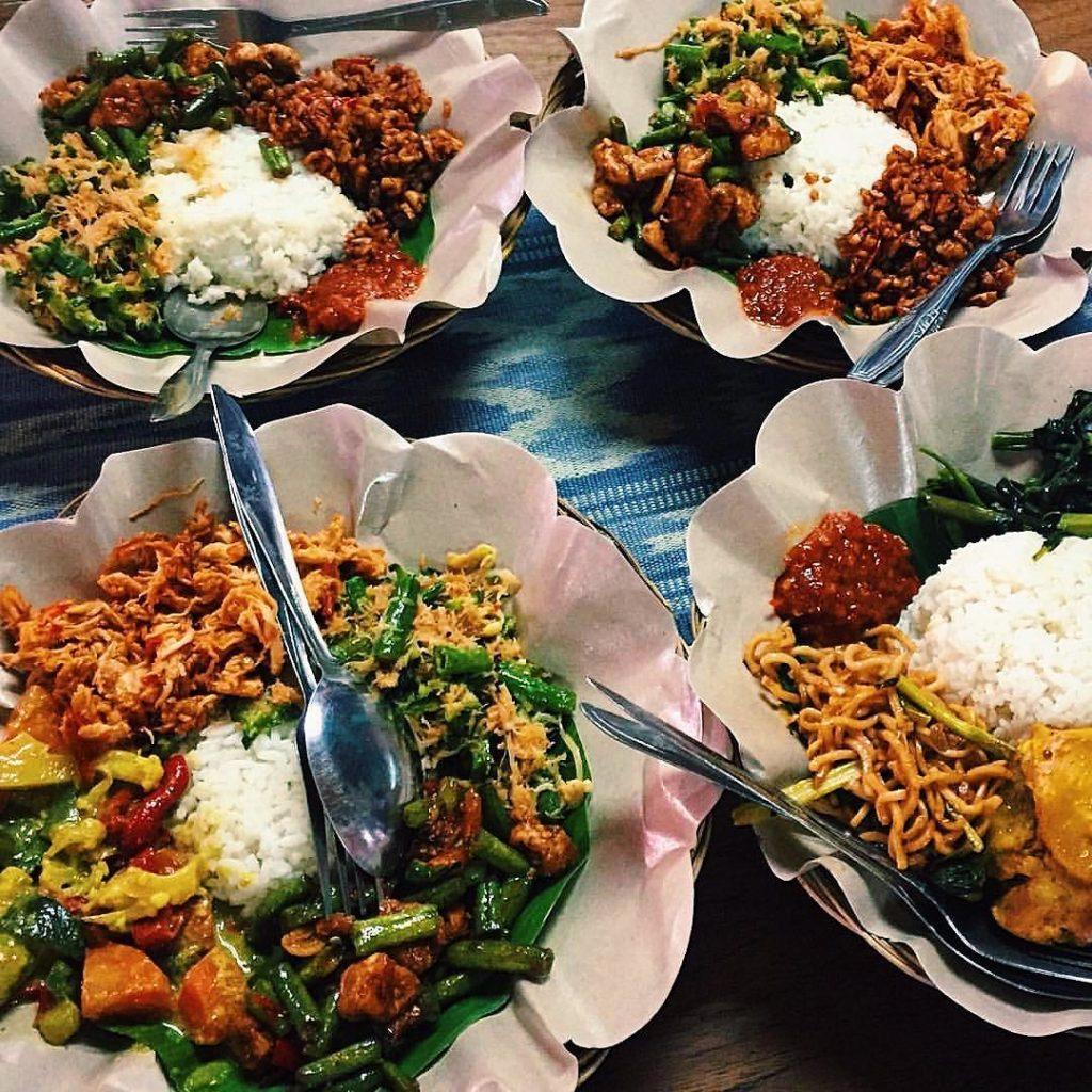 tempat sarapan di Bali, Warung Indonesia, Cari Makan Aja