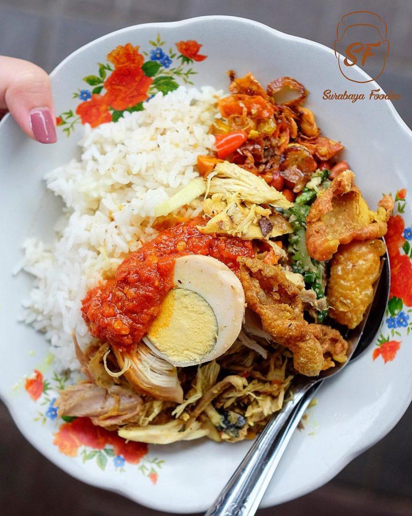 tempat sarapan di Bali, Warung Nasi Bali Men Wati, Cari Makan Aja