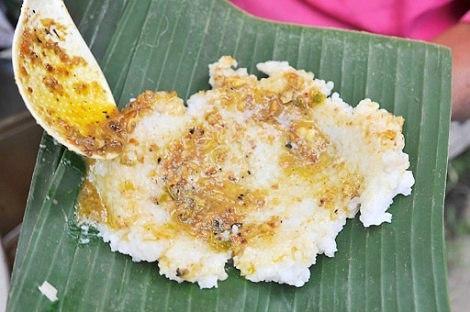 Makanan khas Nyepi, Nasi Tepeng Bali, Cari Makan Aja