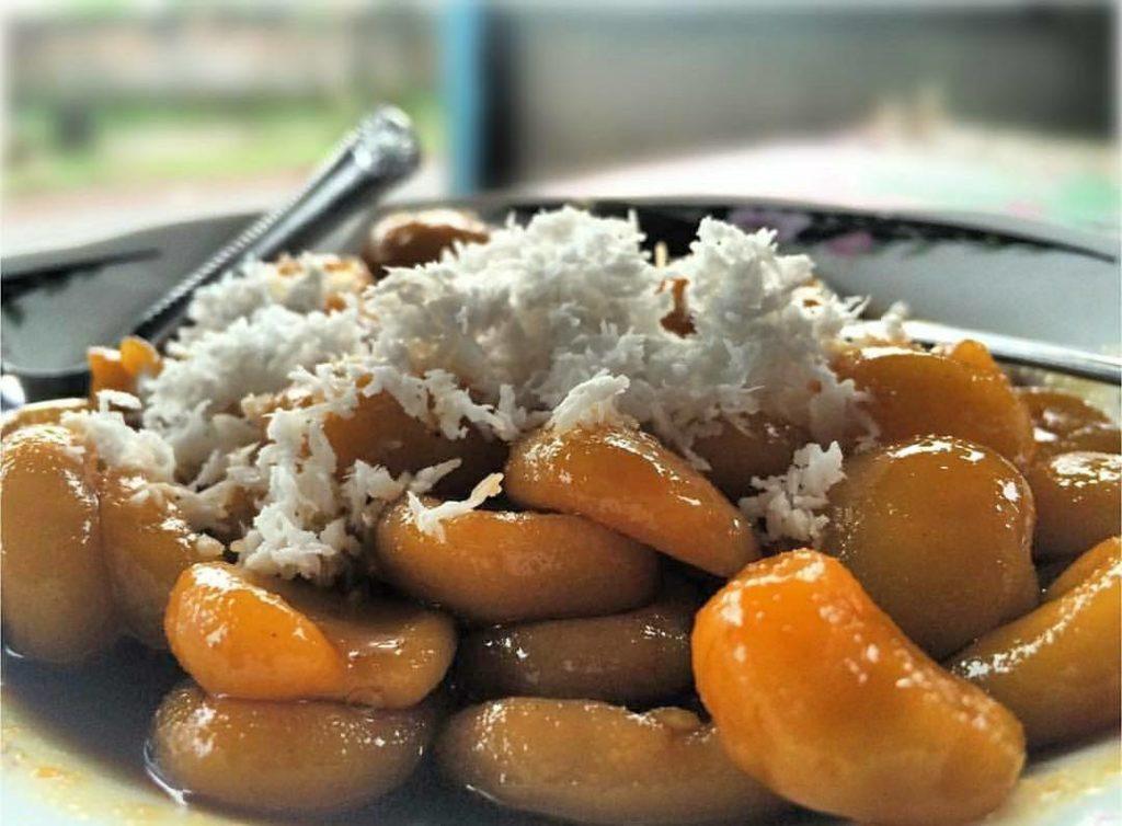 makanan khas Nyepi, Pulung Nyepi, Cari Makan Aja