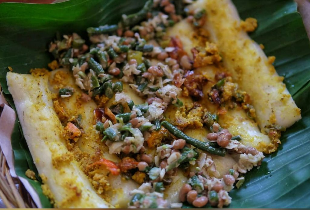makanan khas Nyepi , Entil Bali, Cari Makan Aja