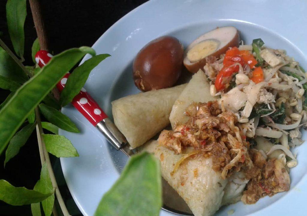 makanan khas Nyepi , Ketongkol Bali, Cari Makan Aja
