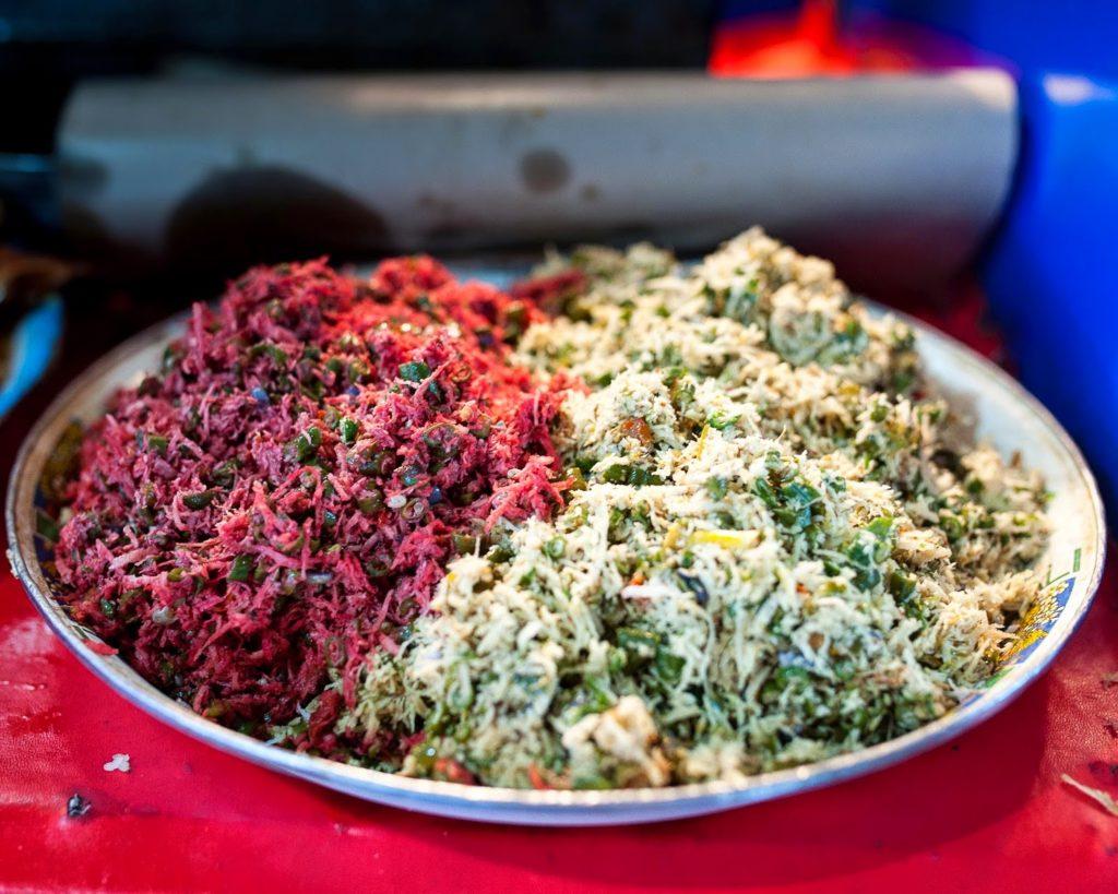 makanan khas Nyepi ,Lawar Bali, Cari Makan Aja